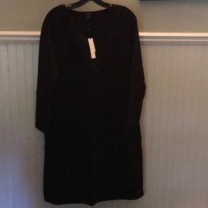 Talbots long sleeved Knit Dress